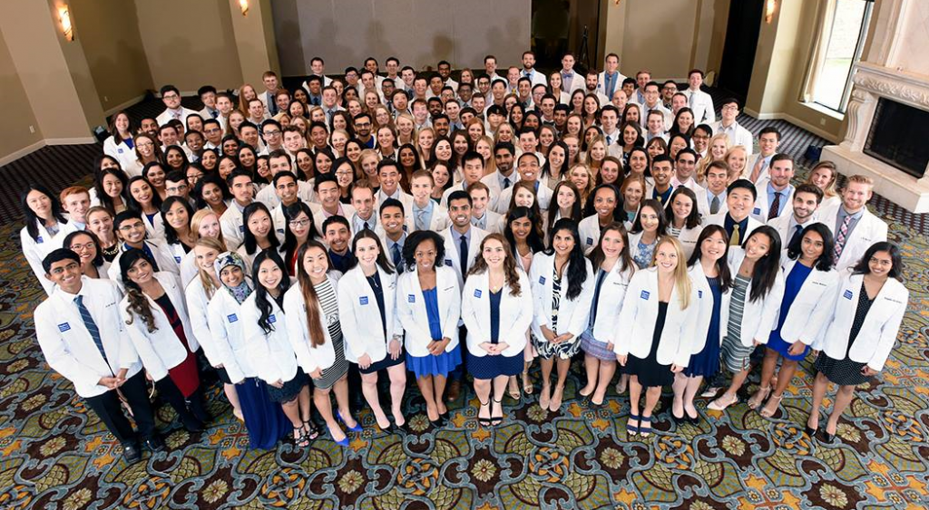 Baylor College of Medicine's Class of 2022