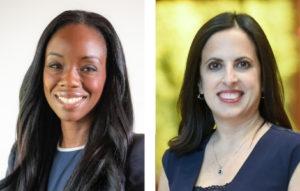 Dr. Nadine Burke Harris and Dr. Rana Awdish